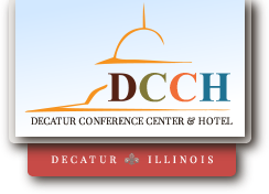Decatur Hotel and Conference Center logo